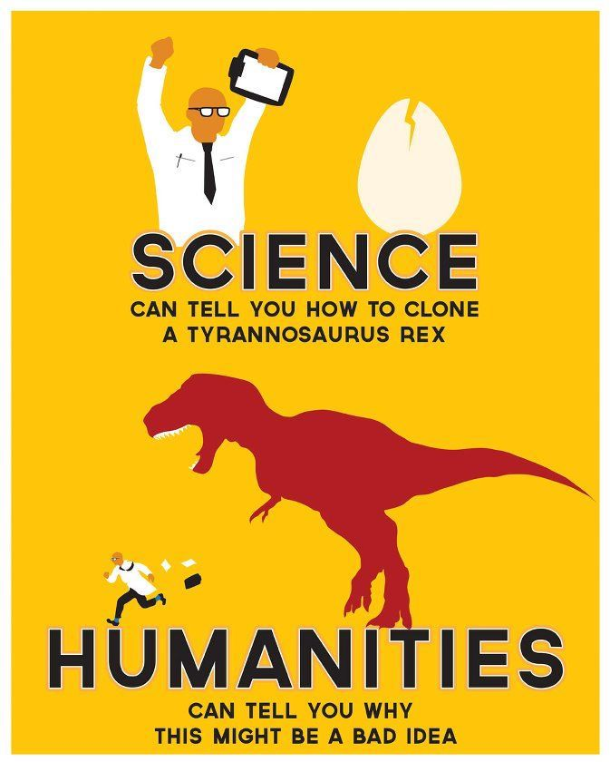 Why Study the Humanities?